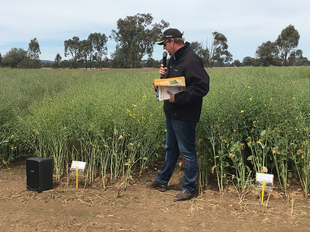 Baker Seed Co 2016 Field Day Wheat, Barley, Oats, Pulse, Canola, Seed Varieties